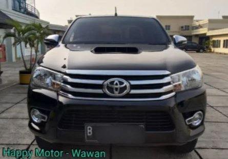 Dijual Mobil Toyota Hilux V 2015 di DKI Jakarta