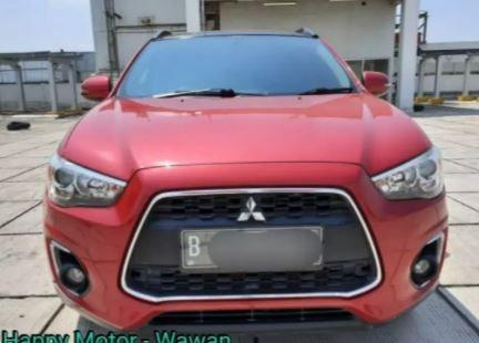 Dijual Mobil Mitsubishi Outlander Sport PX 2014 di DKI Jakarta