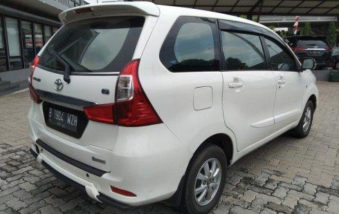 Jual Mobil Bekas Toyota Avanza G 2018 di Tangerang Selatan