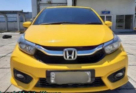 Jual Mobil Bekas Honda Brio Satya E 2019 di DKI Jakarta