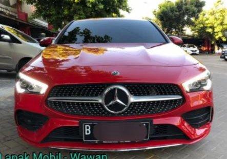 Jual Mobil Bekas Mercedes-Benz CLA 200 2019 di DKI Jakarta