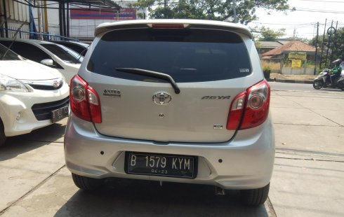 Jual Mobil Toyota Agya G 2015 di Bekasi