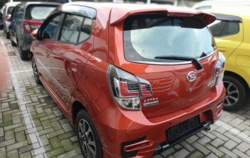 PROMO GEBYAR DISKON Daihatsu Ayla 1.2 R Deluxe 2020 di DKI Jakarta