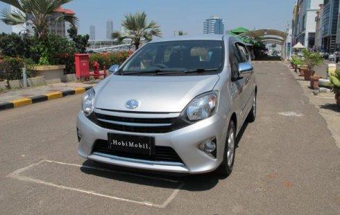 Jual Mobil Bekas Toyota Agya G 2014 di DKI Jakarta