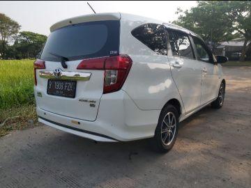 Dijual Cepat Toyota Calya G 2017 di Tangerang