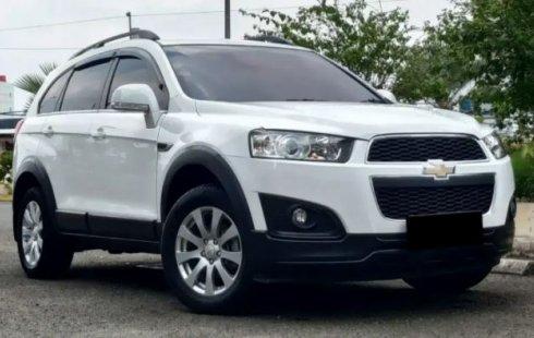 Jual Mobil Bekas Chevrolet Captiva 2.0 Diesel NA 2015 di DKI Jakarta