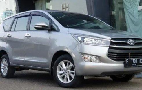 Jual Mobil Bekas Toyota Kijang Innova 2.0 G Luxury 2016 DKI Jakarta