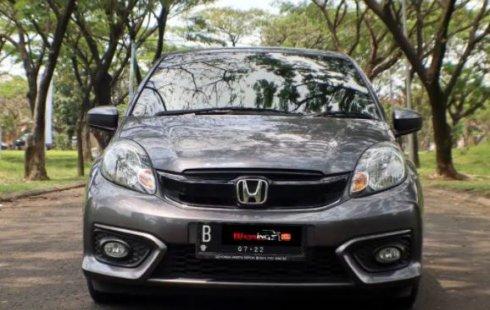 Dijual Mobil Honda Brio Satya E 2017 di Tangerang