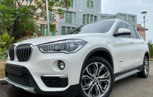 Jual Mobil Bekas BMW X1 sDrive18i xLine 2018 di DKI Jakarta