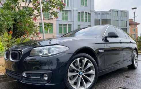 Jual Mobil Bekas BMW 5 Series 520i 2017 di DKI Jakarta