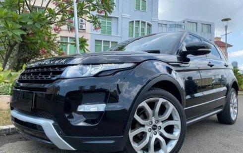 Jual Mobil Bekas Land Rover Range Rover Evoque 2.0 Dynamic Luxury 2013 di DKI Jakarta
