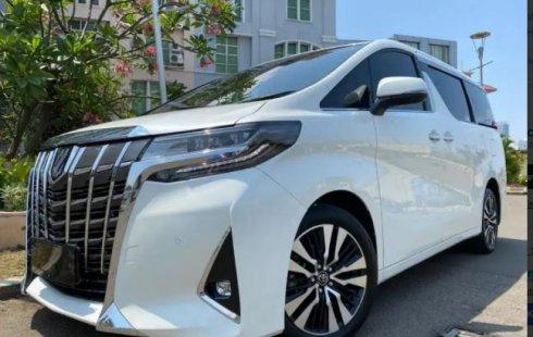 Jual Mobil Bekas Toyota Alphard G 2018 di DKI Jakarta