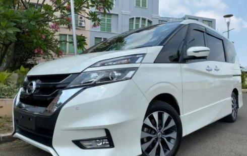 Dijual Mobil Nissan Serena Highway Star 2019 di DKI Jakarta