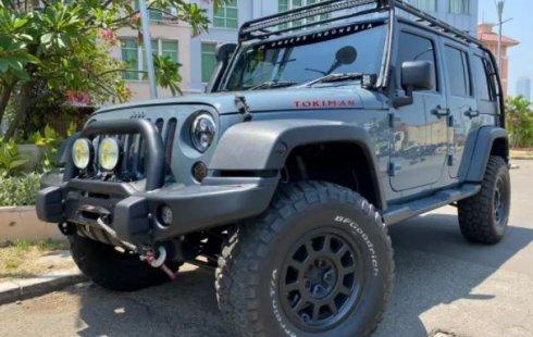 Dijual Mobil Jeep Wrangler Sport 3.0 2015 di DKI Jakarta