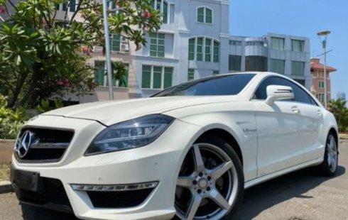 Dijual Cepat Mercedes-Benz CLS 350 2012 di DKI Jakarta