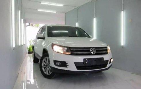 Dijual Cepat Volkswagen Tiguan TSI 2015 di Jawa Barat