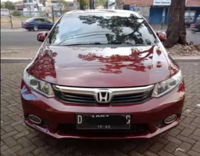 Dijual Cepat Honda Civic 1.8 2013 di Jawa Barat