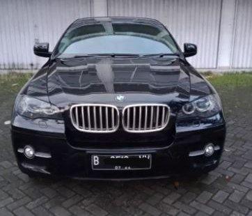 Dijual Cepat BMW X6 xDrive35i 2010 di Jawa Barat