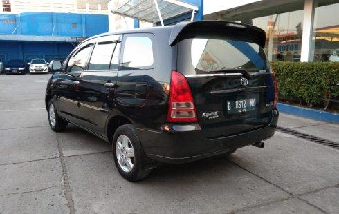 Jual Mobil Toyota Kijang Innova 2.0 G 2005 Bekasi