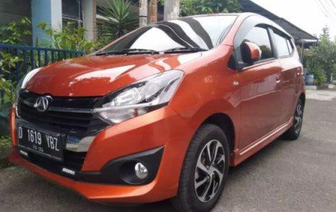 Dijual Cepat Daihatsu Ayla R 2019 di Jawa Barat