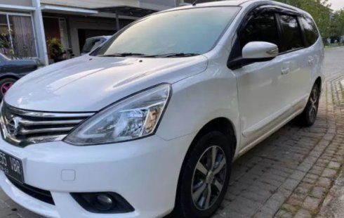 Jual Mobil Bekas Nissan Grand Livina XV 2017 di Jawa Barat