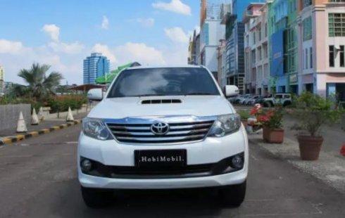 Jual Mobil Bekas Toyota Fortuner G 2012 di DKI Jakarta