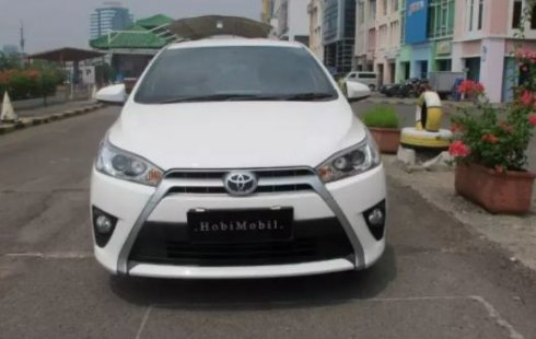 Dijual Cepat Toyota Yaris G 2017 di DKI Jakarta