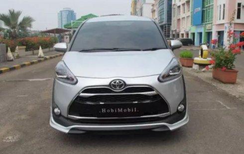 Dijual Cepat Toyota Sienta Q 2017 di DKI Jakarta