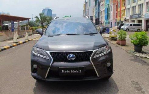 Dijual Cepat Lexus RX 350 2009 di DKI Jakarta