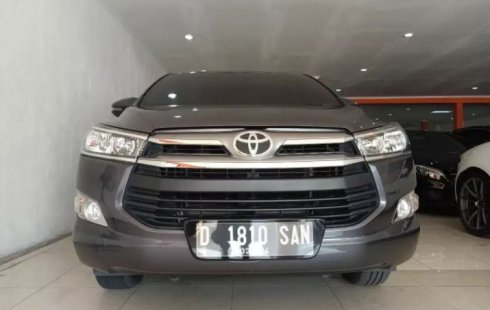 Jual Mobil Bekas Toyota Kijang Innova 2.0 G 2019 di Jawa Barat