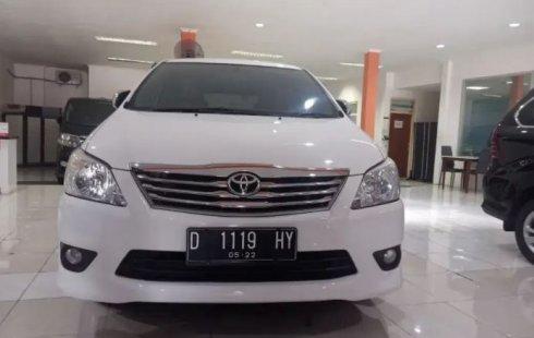 Jual Mobil Bekas Toyota Kijang Innova 2.0 G 2012 di Jawa Bandung