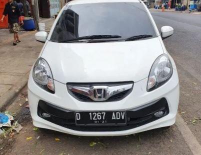 Dijual Cepat Honda Brio E 2015 di Jawa Barat