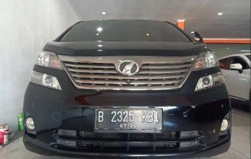Dijual Mobil Toyota Vellfire V 2010 di Jawa Barat
