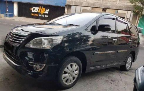 Dijual Cepat Toyota Kijang Innova G Luxury 2012 di Jawa Timur