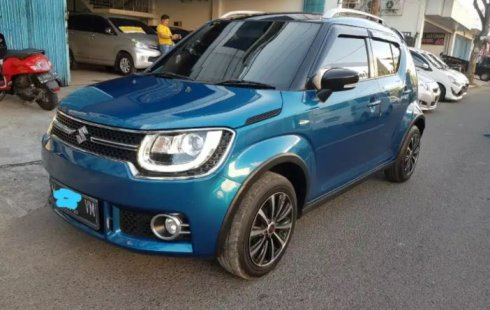 Dijual Mobil Bekas Suzuki Ignis GX 2017 di Jawa Timur