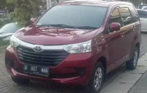 DP 5 Juta Toyota Avanza 1.3 E 2016 DP.5JT Bekasi