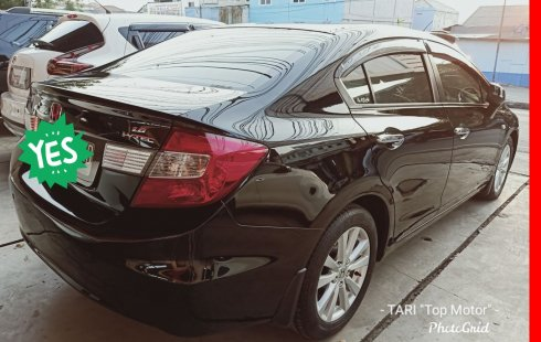 Dijual Mobil Bekas Honda Civic 1.8 2013 di DKI Jakarta