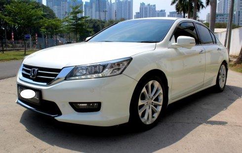 Dijual Mobil Bekas Honda Accord 2.4 VTi-L 2015 Sedan di DKI Jakarta