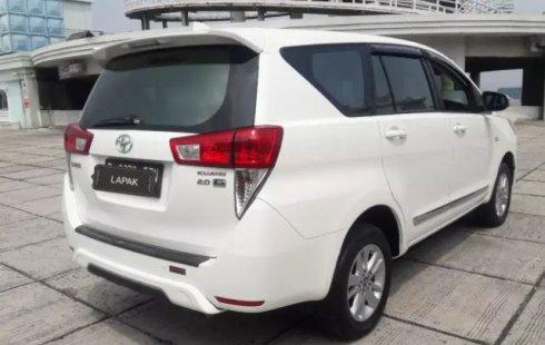 Jual Mobil Bekas Toyota Kijang Innova 2.0 G 2018 di DKI Jakarta