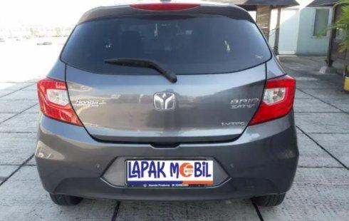 Jual Mobil Honda Brio E 2019 di DKI Jakarta