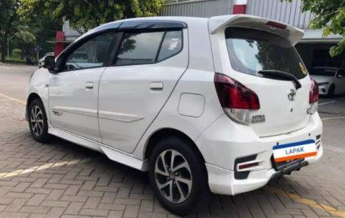Dijual Mobil Toyota Agya TRD Sportivo 2018 di DKI Jakarta