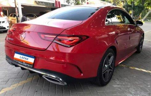 Jual Mobil Mercedes-Benz CLA 200 2019 di DKI Jakarta