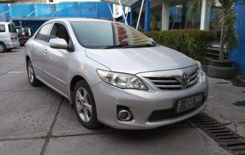 Promo Toyota Corolla Altis murah