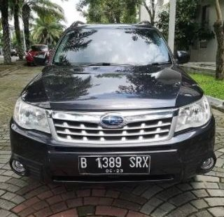 Dijual Mobil Subaru Forester 2012 di DI Yogyakarta