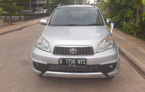 Dijual Mobil Toyota Rush S 2013 di Bekasi