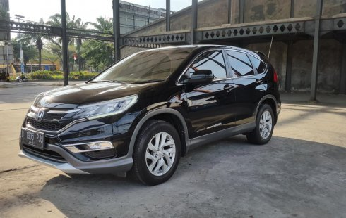 Dijual Mobil Honda CR-V 2.0  i-VTEC 2016 di DKI Jakarta