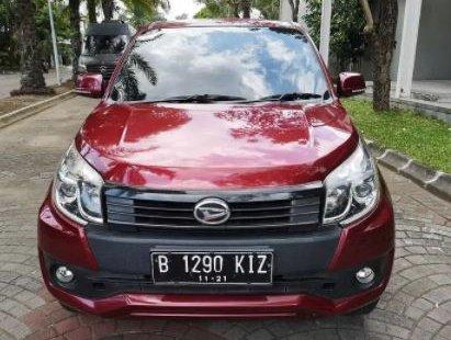 Dijual Mobil Daihatsu Terios X 2016 di DI Yogyakarta