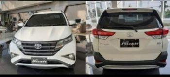 Toyota Rush TRD Sportivo Dp 45 Jtan
