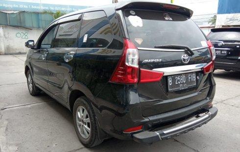 Jual Mobil Toyota Avanza G 2017 di Bekasi