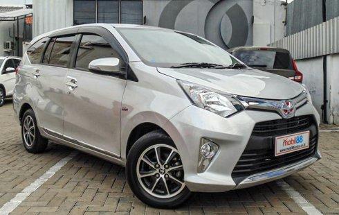 Jual Mobil Toyota Calya G 2016 di Jawa Tengah
